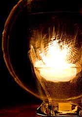 A glass full of light (VirumPhoto - Svein J Lindstad) Tags: light virum abstrackt estremit goldsealofquality lindstad twphch twphch024