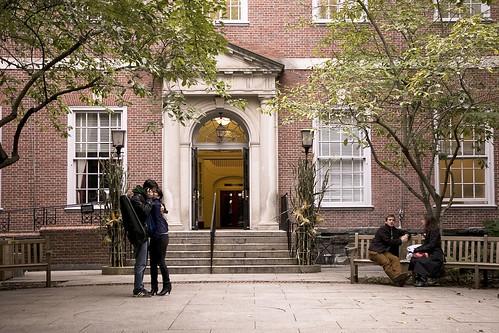 NYU Courtyard