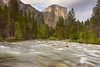 Ribbon Falls - Yosemite National Park, California (PatrickSmithPhotography) Tags: park travel blue light shadow sky usa cloud sun color nature water grass rock river landscape waterfall high meadow rapids national yosemite granite elcapitan bridalveilfalls ribbonfalls mercedriver frhwofavs