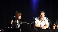 Mark & Mona on the Lifestreaming Panel at the 140Conf at the Kodak Theater
