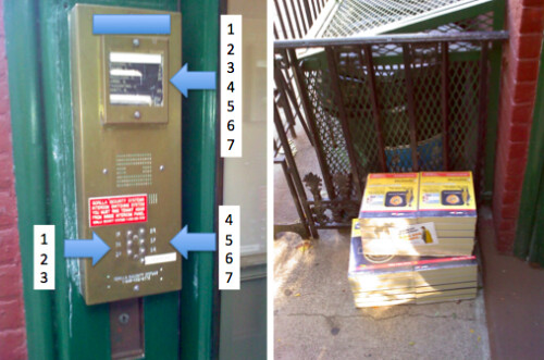 7 Apartment Units, 24 Yellow Pages from Verizon (Idearc Media)