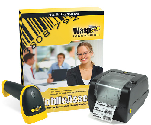 Wasp MobileAsset v6 with WWS500 and WPL305