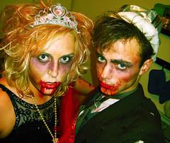 Zombie Prom! (IvanClow) Tags: dead this is king zombie formal queen prom michaeljackson cause thriller niiiiights ivanclow thrillaaa lexiethorsen thrillerrrr
