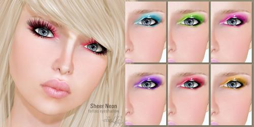 cheLLe - Sheer Neon