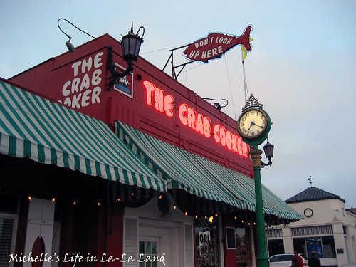 The Crab Cooker- Front