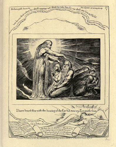 005-El libro de Job-William Blake 1825