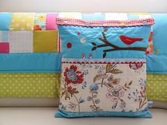 (kase-faz) Tags: handmade crafts pano pillow textiles almofada mariamadeira kasefaz