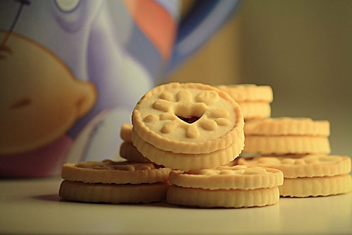 mini jammy dodgers