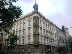 Budapest in Hungary - Buildings and Architecture #8