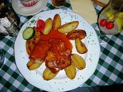 Budapest in Hungary - Dinner B5