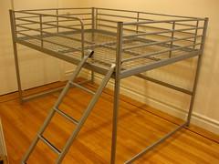 Craigslist bed loft Ikea furniture