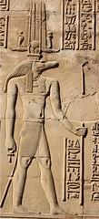 Kom Ombo - Sobek (erster83) Tags: egypt ägypten komombo sobek schulzaktivreisen
