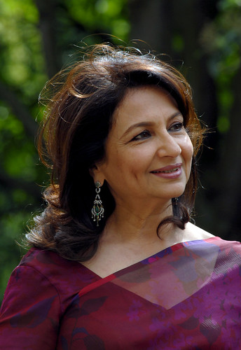 Sharmila Tagore Photocall