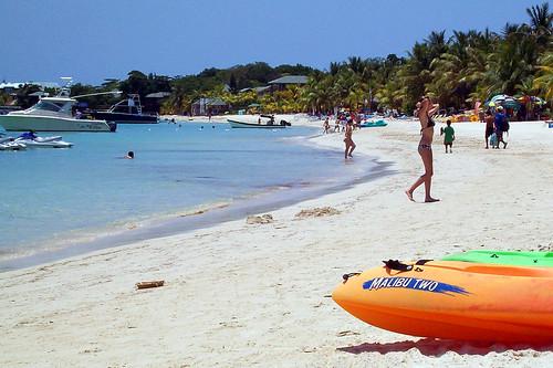 Playas nudistas en América Latina