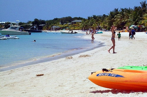 Roatan: La Isla de los hoteles en Honduras