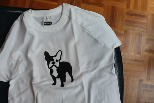 Frenchie Tee