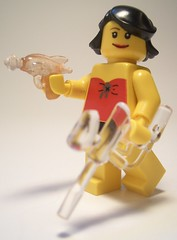 Watergun (NewRight) Tags: lego custom watergun minifigure brickarms