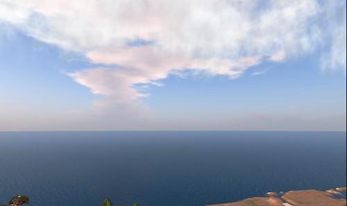 bisque sky
