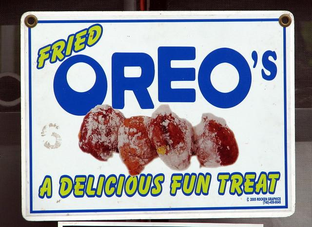 Fried Oreo's