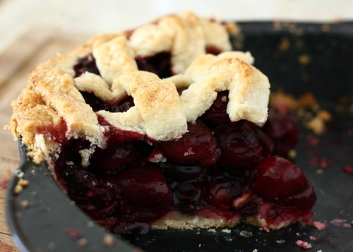 Confessions of a Tart: Sweet Cherry Pie
