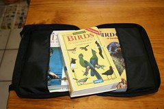 bird Book Bag