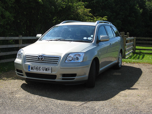 Station Wagons in England Avensis Station Wagon