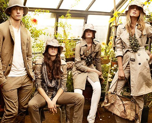 Burberry SS09 Campaigns_015(Burberry Official)