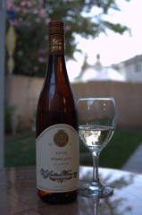 """Day 107 - Moscato White Wine (GwenWeber """"Way, way behind!"""") Tags: wine napa beverages vsattuiwinery moscato"""