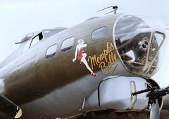 Memphis Belle (RonL64) Tags: nikon memphis b17 belle fm flyingfortress nikonfm