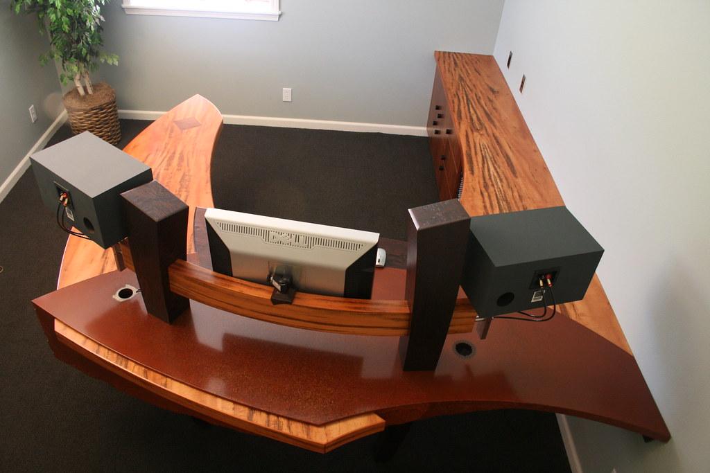 Bob's Computer Desk
