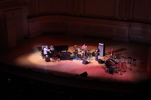 Marco Benevento Trio @ Carnegie Hall, 7/20/09
