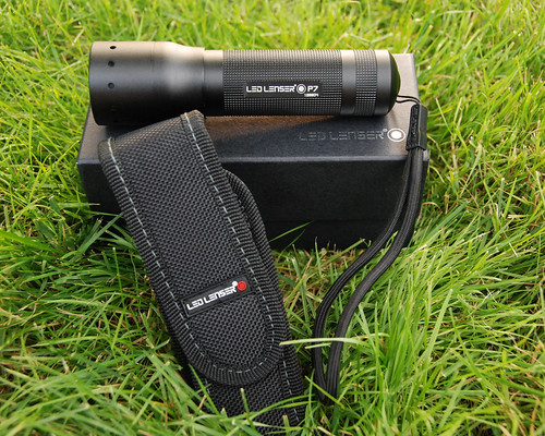 LED Lenser P7 (with sheath)