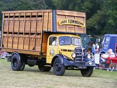 1946 Bedford OL (PD3.) Tags: horse truck bedford ol box rally hampshire steam lorry trucks southampton 2009 1946 lorries eam 396 hants netley horsebox eam396