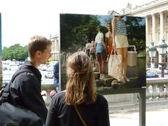 Paris un peu touristique (Zlia L) Tags: palaisdetokyo parispalaisdetokyo