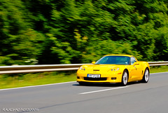 Yellow Z06 @ Nurburgring (Mishari Al-Reshaid Photography) Tags: road trees green cars chevrolet car yellow speed canon germany power muscle wheels fast chevy american kuwait corvette canondslr canoneos v8 sportscar carphotos carphotography z06 24105 nurburgring canonef24105f4l americancar carphoto canoncamera canonphotos canoneflens 24105mm canonllens 40d canonef24105f4lis kuwaitphoto kuwaitphotos canoneos40d canon40d kvwc kuwaitartphoto kuwaitart kuwaitvoluntaryworkcenter kuwaitvwc kuwaitphotography misharialreshaid malreshaid misharyalrasheed