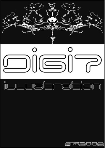 DIGIT©™2009, Illustration agency.