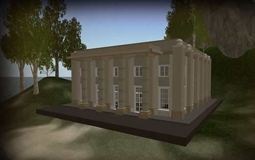 Petit Trianon Revisited Prefab