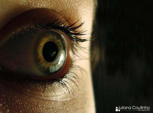 attention eye