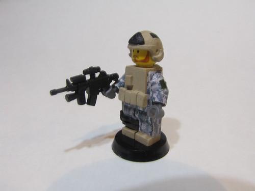 U.S. Navy SEAL Land Operations
