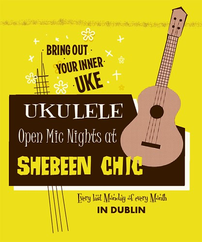 Open Mic Night at the Shebeen Chic