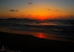 Don't leave me ... (s@mar) Tags: sunset alexandria egypt mywinners flickrdiamond rubyphotographer alma3morabeach