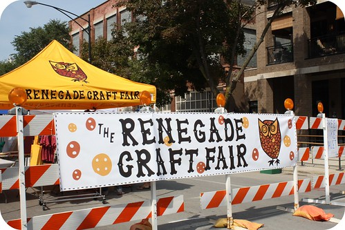Chicago Renegade Craft Fair by you.