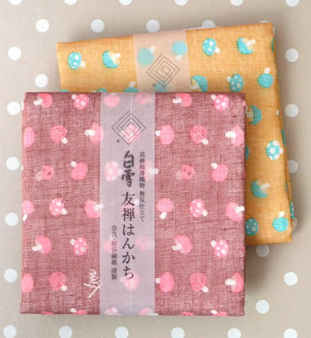 Shirayuki hankies