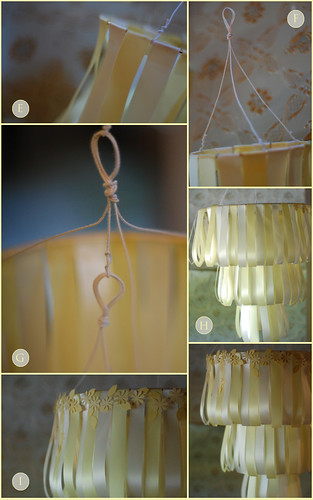 Wedding Cake Chandelier Instructions Pt 2