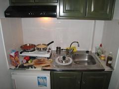 IMG_3350 (eddieshowcase) Tags: island greece paradiso naxos kitchenette