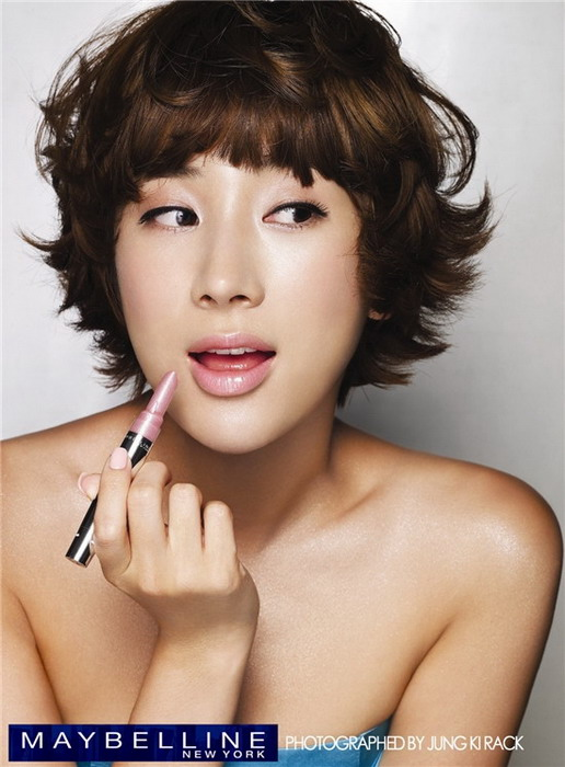 Seo In Young (서인영)' Maybelline Beauty Photos - beautiful girls