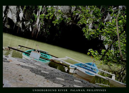Underground River by bokyopie