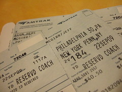 Amtrak Tickets