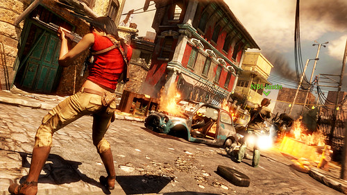 Uncharted 2 CoOp Cloe & Drake Screenshot