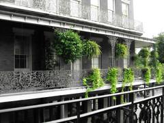 Balconies (dart5150) Tags: louisiana balcony neworleans jacksonsquare